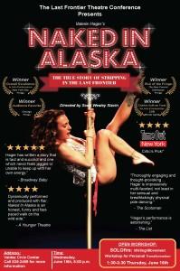 Naked in Alaska poster